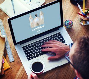 church computer