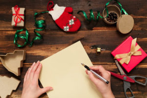 Christmas letter