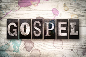 Gospel language