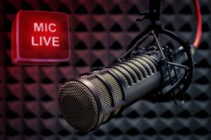 live mic