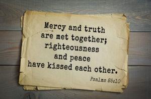 Psalm 85:10